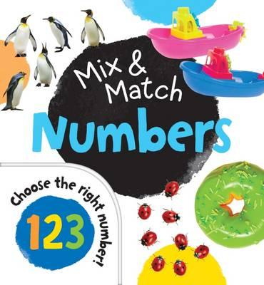 Mix and Match Numbers (BOK)