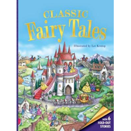 Classic Fairy Tale Fold-Out Book (BOK)