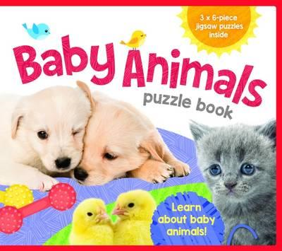 EVA Jigsaw Book - Baby Animals (BOK)