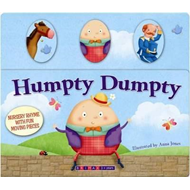 Moving Nursery Rhymes- Humpty Dumpty (BOK)