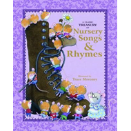 Tracey Moroney - A Classic Treasury of Nursery Rhymes & Song (BOK)