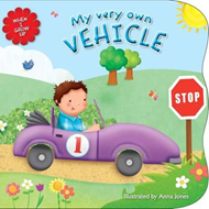 When I Grow Up - Vehicles (BOK)