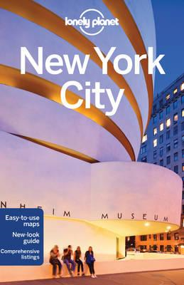 Lonely Planet New York City (BOK)