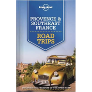 Provence and southeast France - road trips (BOK)