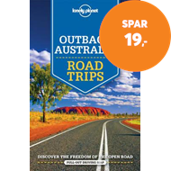 Produktbilde for Lonely Planet Outback Australia Road Trips (BOK)