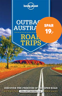 Lonely Planet Outback Australia Road Trips (BOK)