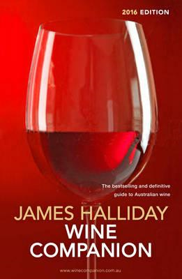 Halliday Wine Companion 2016 (BOK)