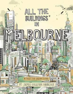All the Buildings in Melbourne (BOK)