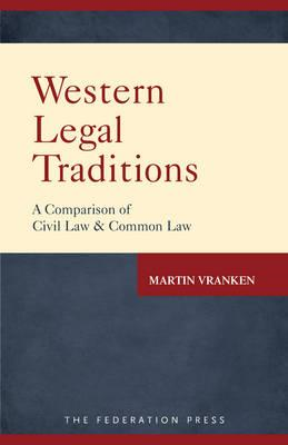 Western Legal Traditions (BOK)