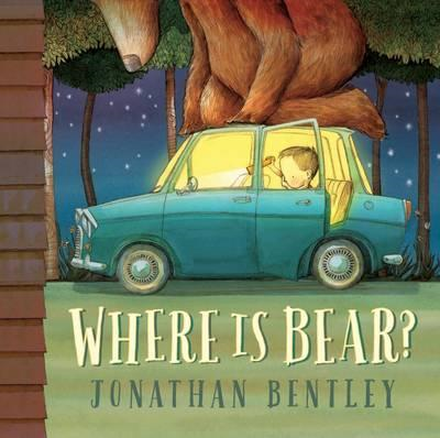 Where Is Bear? (BOK)