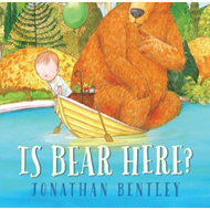 Is Bear Here? (BOK)