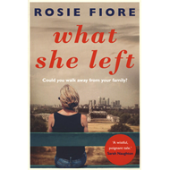 What She Left (BOK)