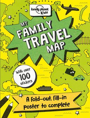 My Family Travel Map (BOK)