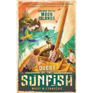 Produktbilde for Escape to the Moon Islands: Quest of the Sunfish 1 (BOK)