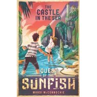 Produktbilde for Castle in the Sea: Quest of the Sunfish 2 (BOK)