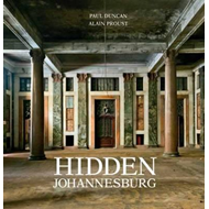 Produktbilde for Hidden Johannesburg (BOK)
