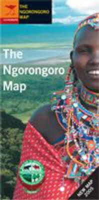 Ngorongoro Map (BOK)