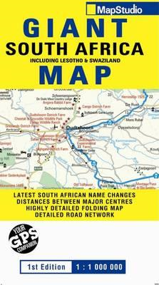 Road Map Giant South Africa (BOK)