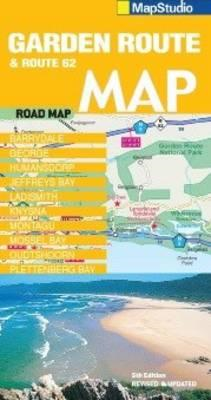 Garden Route & Route 62 Road Map (BOK)