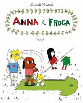 Anna and Froga 4 (BOK)