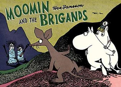 Moomin and the Brigand (BOK)