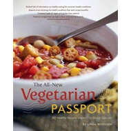 All-New Vegetarian Passport (BOK)