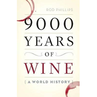 9000 Years of Wine (BOK)