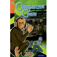 Oxford Reading Tree TreeTops Graphic Novels: Level 13: Chimp (BOK)