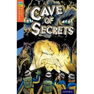 Oxford Reading Tree TreeTops Graphic Novels: Level 13: Cave (BOK)