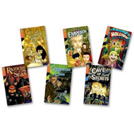 Oxford Reading Tree Treetops Graphic Novels: Level 13 (BOK)