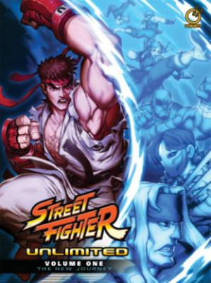 Street Fighter Unlimited Volume 1: The New Journey (BOK)