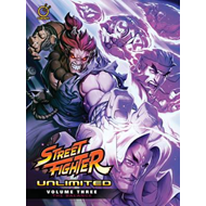 Street Fighter Unlimited Volume 3: The Balance (BOK)