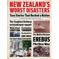 New Zealand's Worst Disasters (BOK)