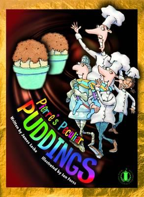 Pierre's Peculiar Puddings (BOK)