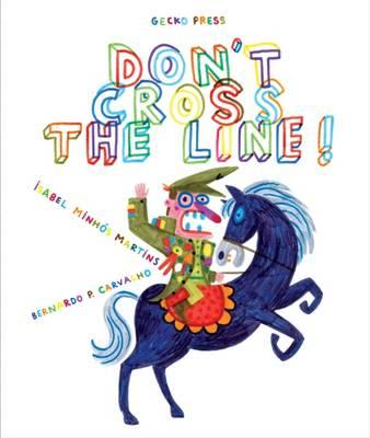 Don't Cross the Line! (BOK)