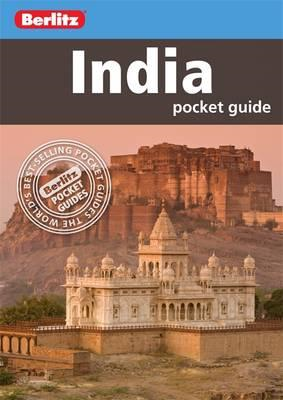 Berlitz: India Pocket Guide (BOK)