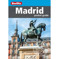 Berlitz Pocket Guide Madrid (BOK)