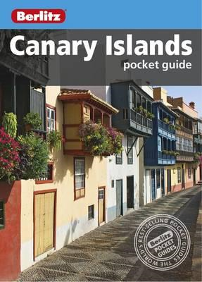 Berlitz Pocket Guide Canary Islands (BOK)