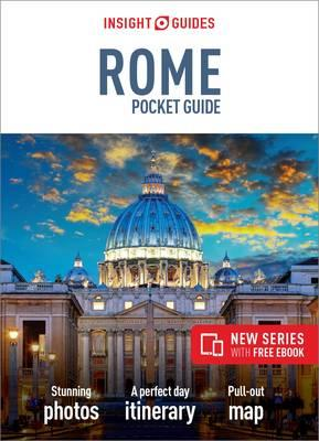 Insight Guides: Pocket Rome (BOK)