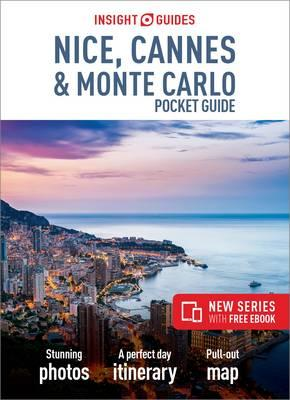 Insight Guides: Pocket Nice, Cannes & Monte Carlo (BOK)