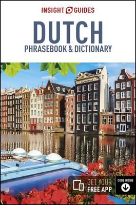 Insight Guides Phrasebook: Dutch (BOK)