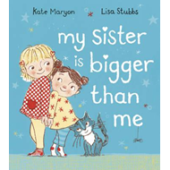 My Sister is Bigger than Me (BOK)