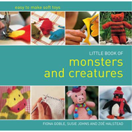 The Little Book of Monsters and Creatures (BOK)