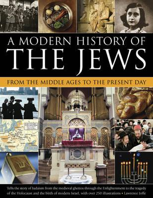 Modern History of the Jews from the Middle Ages to the Prese (BOK)