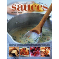 Complete Guide to Making Sauces (BOK)