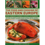 Food and Cooking of Eastern Europe (BOK)