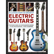 History and Directory of Electric Guitars (BOK)