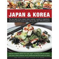 Food and Cooking of Japan & Korea (BOK)