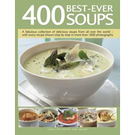 400 Best-Ever Soup (BOK)