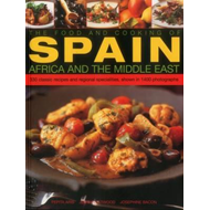 Food and Cooking of Spain, Africa and the Middle East (BOK)